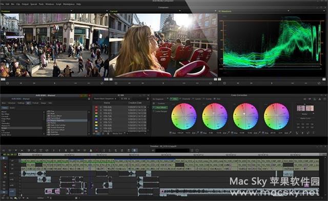 MediaComposer 苹果专业影视后期非编制作软件 Avid Media Composer 8.4.2