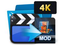 AnyMP4-MOD-Converter 苹果MOD视频格式转换器 AnyMP4 MOD Converter 6.2.29