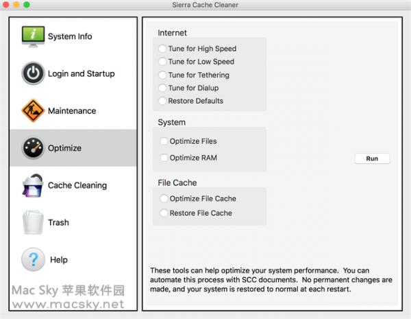 Sierra-Cache-Cleaner-01-e1512913897987 Sierra Cache Cleaner 11.1.3 Mac系统优化防病毒清理软件