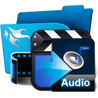 AnyMP4-Audio-Converter AnyMP4 Audio Converter 8.1.12 for Mac音频格式转换器