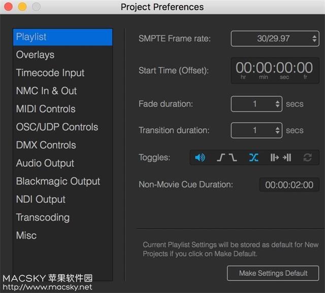 mitti-02 Mac强大易用视频编辑制作软件 Mitti 1.2 Mac OS X