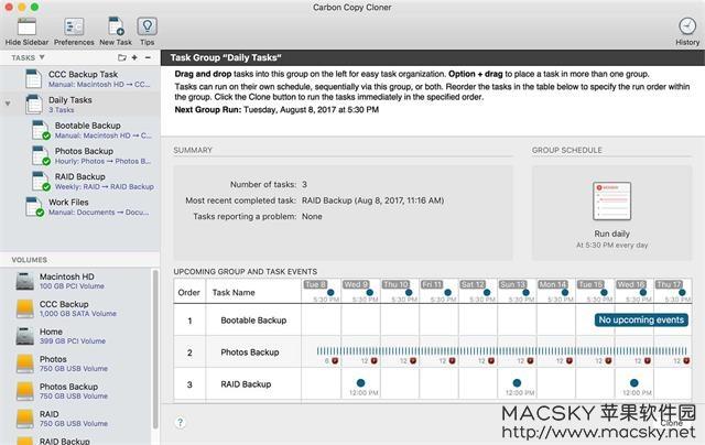Carbon-Copy-Cloner-01 Carbon Copy Cloner 5.0.6 Mac系统备份克隆迁移工具