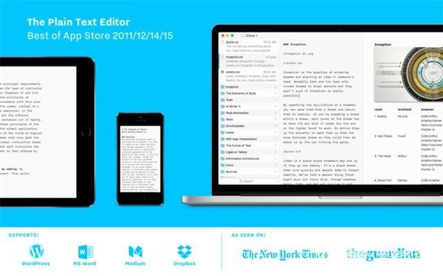 iA-Writer-01 iA Writer 4.2.1 for Mac 优秀文本编辑写作工具套件