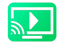 AirStreamer-for-Apple-TV-Icon 苹果电视视频流播放器软件 AirStreamer for Apple TV v1.5