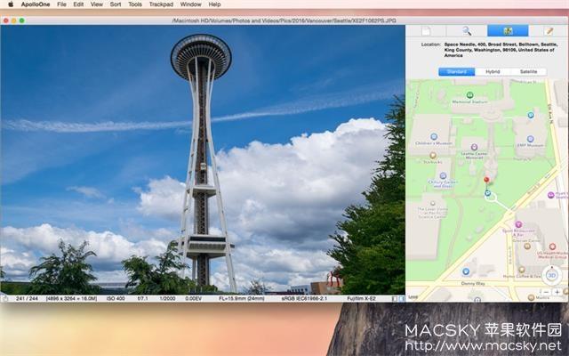 ApolloOne-03 ApolloOne v2.0.5 for Mac 终极相片浏览器工具