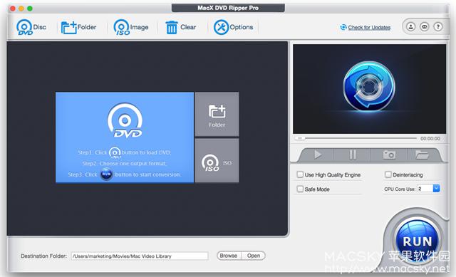 Mac-DVDRipper-Pro-01 Mac DVDRipper Pro 7.1.2 DVD文件提取格式转换工具