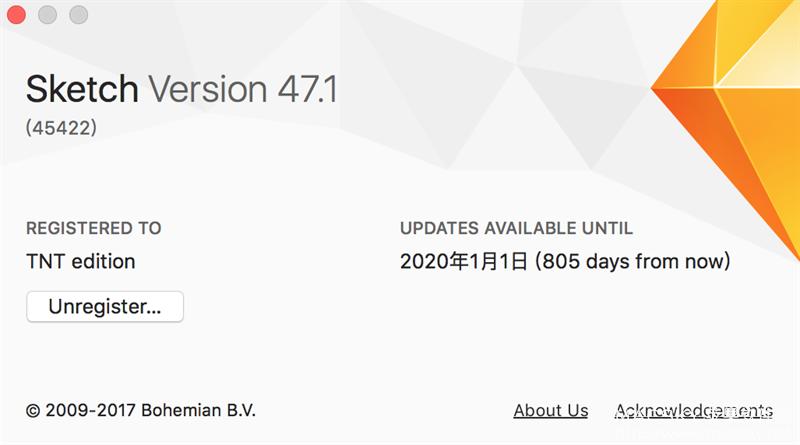 Sketch-47.1_02 Sketch 47.1 for Mac 破解版 iOS开发 UI设计 矢量图形绘制软件