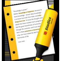 Studies Studies 1.2.2 for Mac 抽认卡制作管理工具