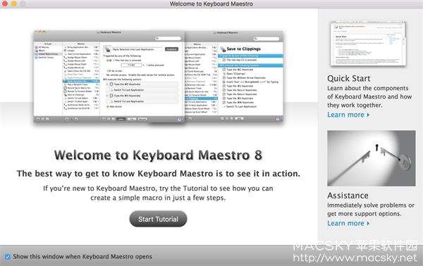 Keyboard-Maestro-03 Keyboard Maestro 8.1.1 for Mac 强大Mac键盘增强工具
