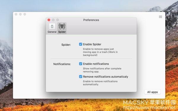 Uninstaller-sensei-05 Uninstaller sensei 1.3.1 for Mac 应用程序彻底卸载工具