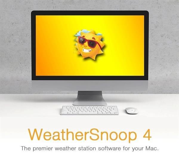 WeatherSnoop-01 WeatherSnoop 4.0.0 Build 144 for Mac 优秀天气预报软件