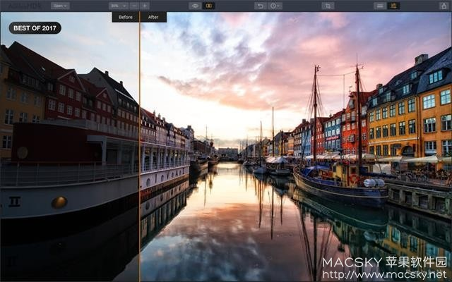 Aurora-HDR-2018_03 Aurora HDR 2018 v1.1.3 for Mac 中文版 终极HDR修图软件