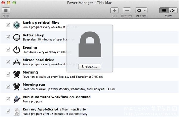 DSSW-Power-Manager-01 DSSW Power Manager 4.6.4 for Mac 电源管理工具