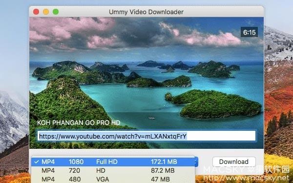Ummy-Video-Downloader-02 Ummy Video Downloader 1.63 YouTube视频下载工具