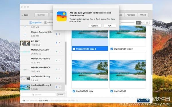 Cisdem-Duplicate-Finder-03 Cisdem Duplicate Finder 4.1.0 Mac重复文件查找删除工具