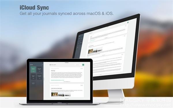 DateBook-02 DateBook 1.0.5 for Mac 优秀简洁日记工具