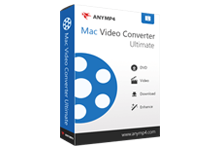 AnyMP4-Mac-Video-Converter-Ultimate-logo Mac Video Converter Ultimate 8.1.30 视频下载编辑转换工具